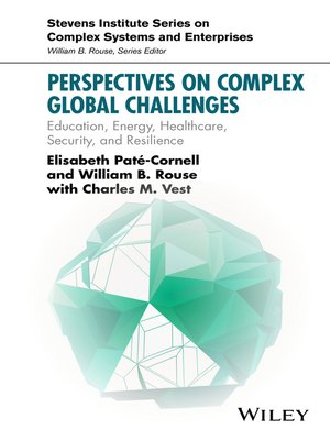 cover image of Perspectives on National Challenges Education, Energy Healthcare & Security