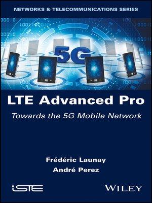 cover image of LTE Advanced Pro