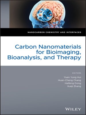 cover image of Carbon Nanomaterials for Bioimaging, Bioanalysis, and Therapy
