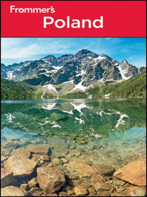 cover image of Frommer's Poland