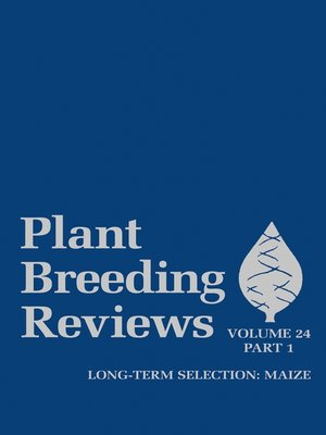 cover image of Plant Breeding Reviews, Part 1