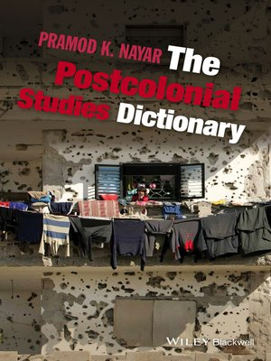 cover image of The Postcolonial Studies Dictionary