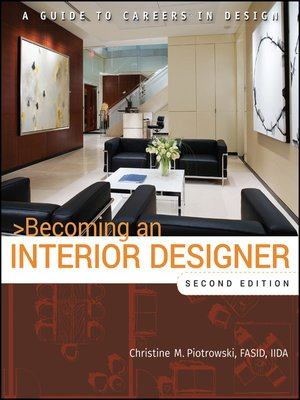 cover image of Becoming an Interior Designer