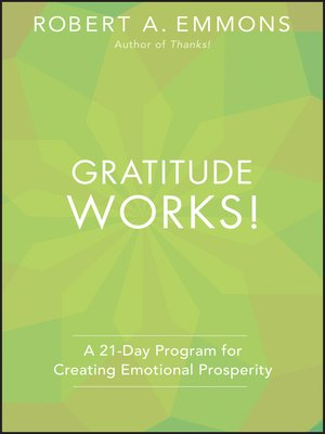 cover image of Gratitude Works!