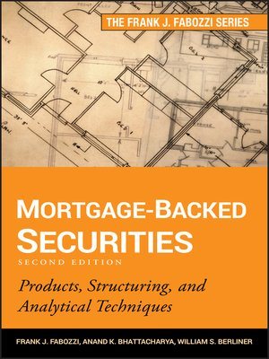 cover image of Mortgage-Backed Securities