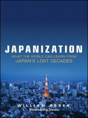 cover image of Japanization