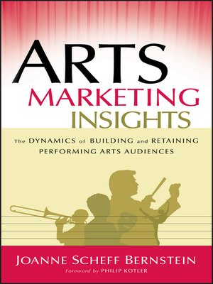 cover image of Arts Marketing Insights
