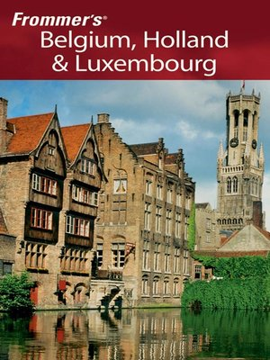 cover image of Frommer's Belgium, Holland & Luxembourg