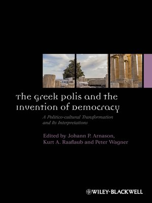 cover image of The Greek Polis and the Invention of Democracy