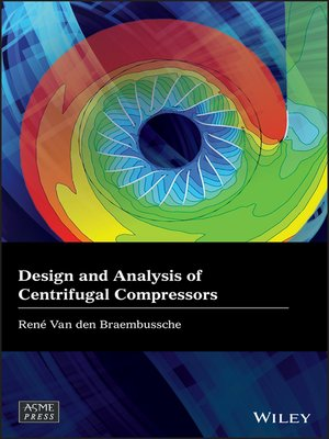 cover image of Design and Analysis of Centrifugal Compressors