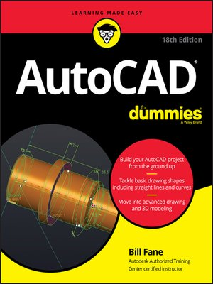 cover image of AutoCAD For Dummies