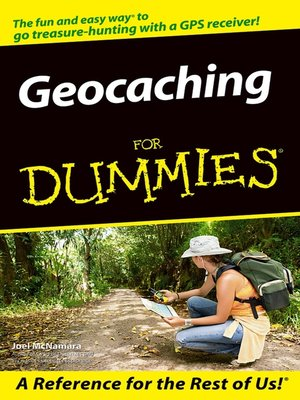 cover image of Geocaching For Dummies
