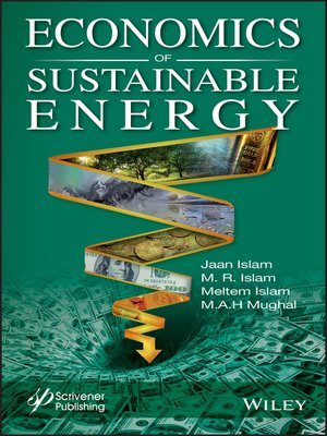 cover image of Economics of Sustainable Energy