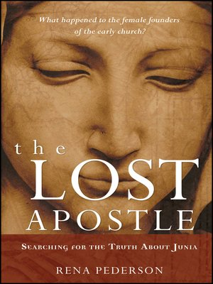 cover image of The Lost Apostle