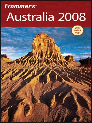 cover image of Frommer's Australia 2008