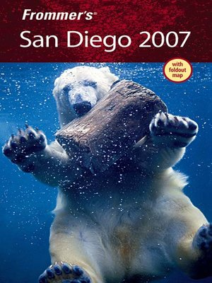 cover image of Frommer's San Diego 2007