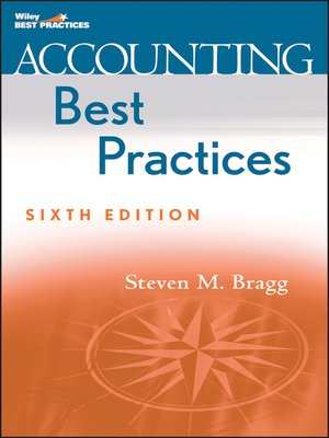 cover image of Accounting Best Practices