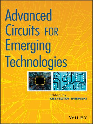 cover image of Advanced Circuits for Emerging Technologies
