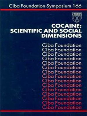 cover image of Cocaine