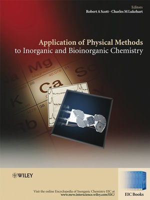cover image of Applications of Physical Methods to Inorganic and Bioinorganic Chemistry