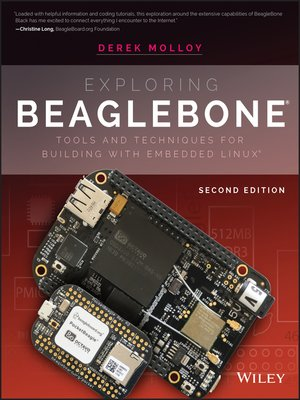 cover image of Exploring BeagleBone