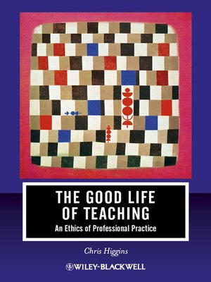 cover image of The Good Life of Teaching
