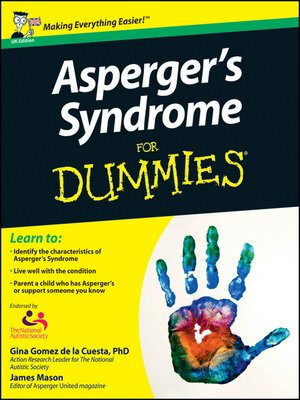 cover image of Asperger's Syndrome For Dummies, UK Edition