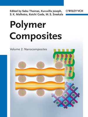 cover image of Polymer Composites, Nanocomposites