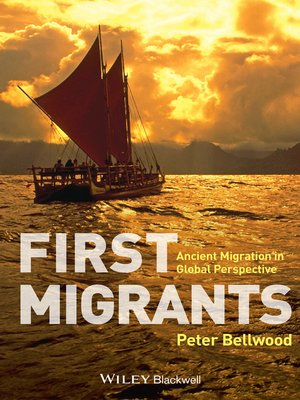 cover image of First Migrants