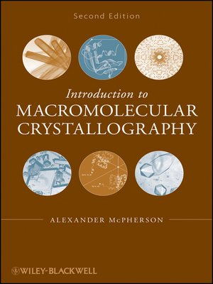 cover image of Introduction to Macromolecular Crystallography