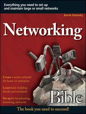 cover image of Networking Bible