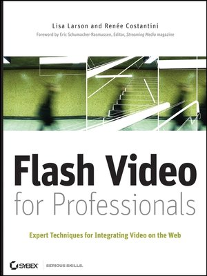 cover image of Flash Video for Professionals