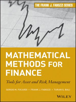 cover image of Mathematical Methods for Finance