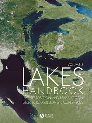 cover image of The Lakes Handbook