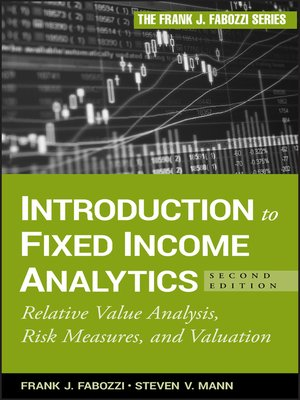 cover image of Introduction to Fixed Income Analytics