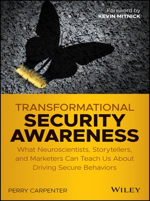 cover image of Transformational Security Awareness