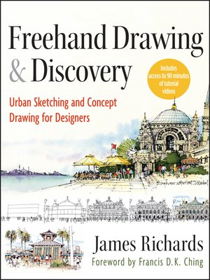 cover image of Freehand Drawing and Discovery