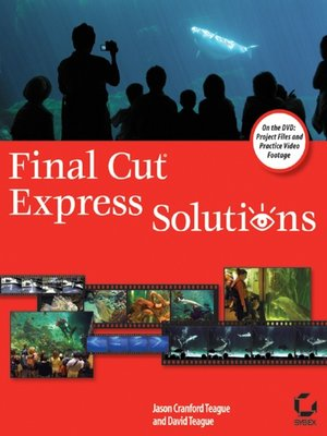 cover image of Final CutExpress Solutions