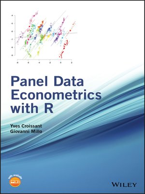 cover image of Panel Data Econometrics with R