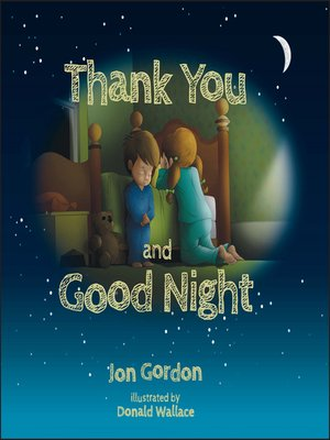 cover image of Thank You and Good Night