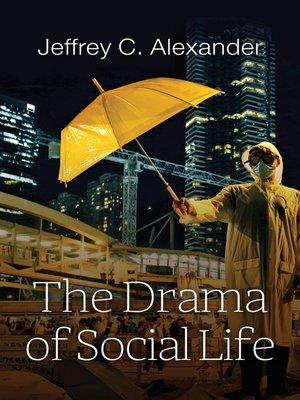 cover image of The Drama of Social Life