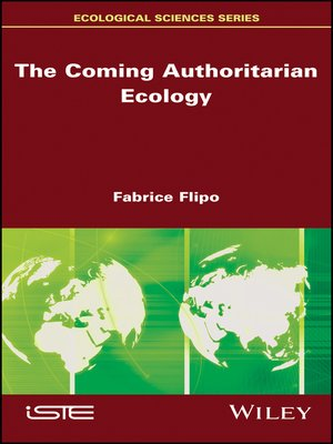 cover image of The Coming Authoritarian Ecology