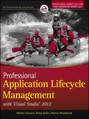 cover image of Professional Application Lifecycle Management with Visual Studio 2012