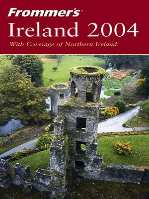 cover image of Frommer's Ireland 2004
