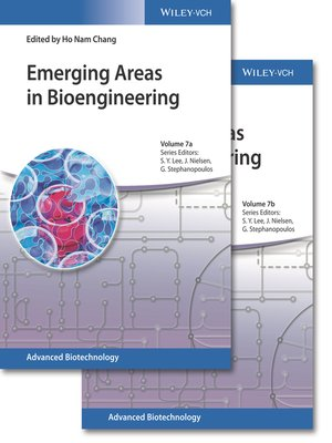 cover image of Emerging Areas in Bioengineering
