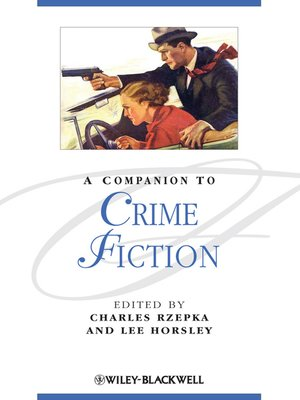 cover image of A Companion to Crime Fiction