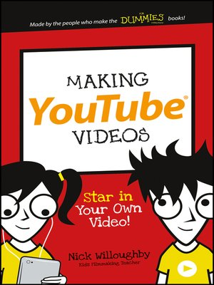 cover image of Making YouTube Videos