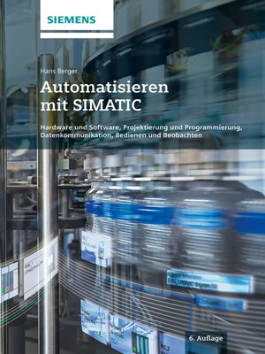 cover image of Automatisieren mit SIMATIC