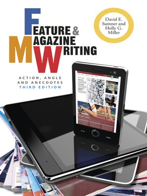 cover image of Feature and Magazine Writing