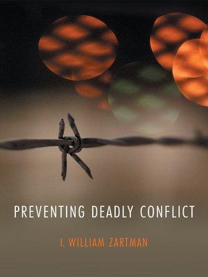 cover image of Preventing Deadly Conflict